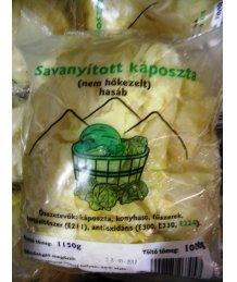 Zempléni savanyú káposzta hasáb 1kg