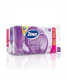 Zewa Deluxe toalettpapír 3 réteg 16 tekercs levendula illat