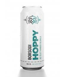 Borsodi Hoppy dobozos sör 4,5% 0,5l