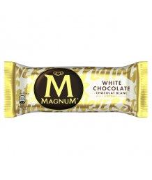 Magnum jégkrém 120 ml white chocolate, vanília