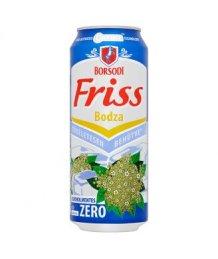 Borsodi Friss Zero Bodza alkoholmentes dobozos sör 0,5l
