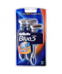 Gillette Blue III eldobható borotva 3db