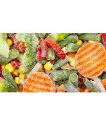 Ázsiai Rizses Zöldségkeverék 1kg