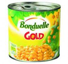 Bonduelle zöldségkonzerv csemegekukorica Gold 340g
