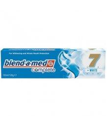 Blend-A-Med fogkrém 100ml complete whitening