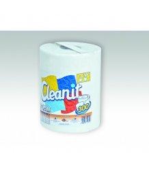 Bokk Cleanit Jumbo papír kéztörlõ 300lap 1 tekercs