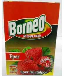 Borneo italpor 9g eper íz