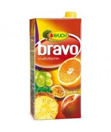 Bravo gyümölcslé 12% 1,5l multivitamin dobozos