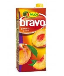 Bravo gyümölcslé 25% 1,5l õszibarack dobozos