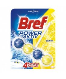 Bref Power Aktiv toalett frissítõ 50g Lemon