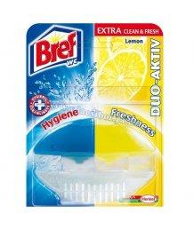 Bref Duo Aktiv Lemon toalett frissítõ citrom illattal 50 ml