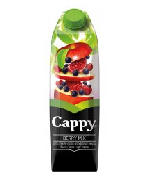 Cappy gyümölcslé 1l berry mix dobozos