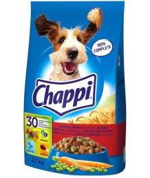 Chappi száraz kutyaeledel 2,7kg marha-baromfi