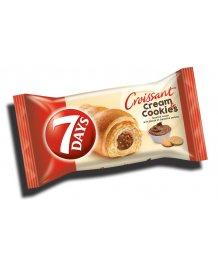 7days croissant 60g cream keksz-mogyorós töltelék