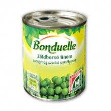 Bonduelle zöldségkonzerv zsenge zöldborsó 200g