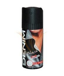Denim férfi izzadásgátló deospray 150ml Black