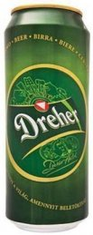 Dreher Classic Dobozos Sör 0,5l