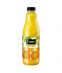 Cappy gyümölcslé 1l narancs szürt 100% PET