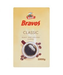 Bravos Classic kávé 1kg õrölt