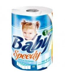 Baby Speedy kéztörlõ papír 1 tekercses 3 rétegû