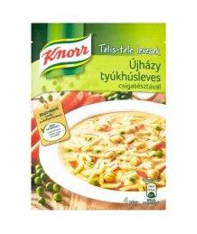 Knorr por leves 67g újházi tyúkhús