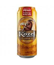 Kozel Premium dobozos sör 0,5l