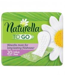 Naturella tisztasági betét 20db ToGo