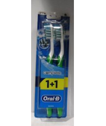 Oral B fogkefe 1+1db advance 3D Fresh Duopack