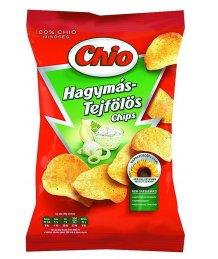 Chio chips 75g hagymás-tejfölös