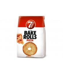 Bake Rolls kenyérchips 70/80g pizza ízû