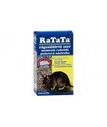 Ratata rágcsálóírtószer (2x75g) 150g