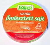 Reál Falusi kördobozos sajt 140g szalámis