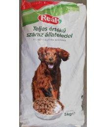 Reál száraz kutyaeledel 5kg