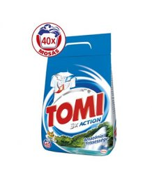 Tomi mosópor 2,8kg (40 mosás) amazónia