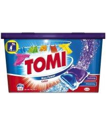 Tomi mosókapszula 14db color