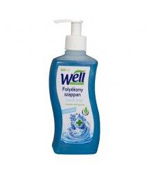 Well Higienes folyékony szappan 0,5l pumpás
