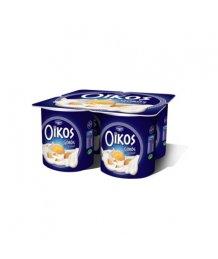 Danone Oikos Görög kekszízû krémjoghurt 4 x 125g