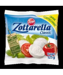 Zottarella classic 125g