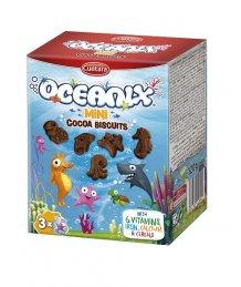 Oceanix keksz 120g mini csokis ropogós
