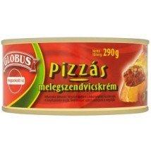 Globus-Deko pizzás melegszendvicskrém 290g