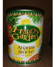Happy Garden ananász konzerv 1840g