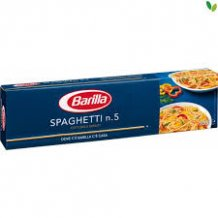 Barilla spagetti tészta 500g