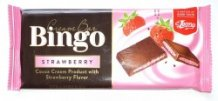 Bingo tejtábla 90g eperkrémes