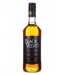 Black Velvet whisky 0,7l