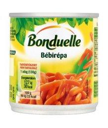 Bonduelle zöldségkonzerv bébirépa 400g