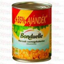 Bonduelle zöldségkonzerv csemegekukorica 440g maxi