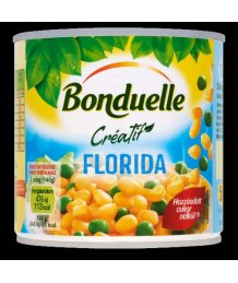 Bonduelle zöldségkonzerv Florida mix 285g