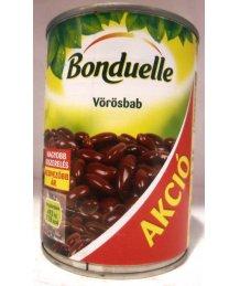 Bonduelle zöldségkonzerv vörösbab 340/545g