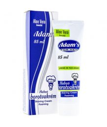 Adams / derby borotvakrém 85ml