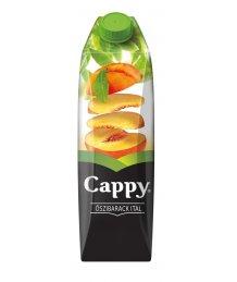 Cappy gyümölcslé 1l õszibarack 25% dobozos